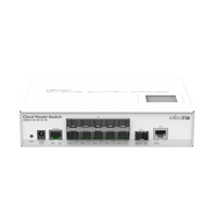 Mikrotik 12 Port Cloud Router Switch, CRS212-1G-10S-1S+IN