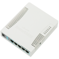 MikroTik 2GHz Indoor Wireless Router, RB951G-2HnD
