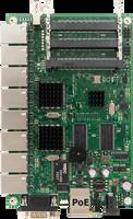 MikroTik 9 Port 1 USB Port AR7161 680MHz Routerboard, RB493G