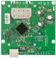MikroTik 2.4GHz AR9344 600MHz RouterBoard, RB911-2Hn