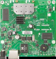 MikroTIk AR9342 600MHz 2.4GHz RouterBoard, RB911G-2HPnD