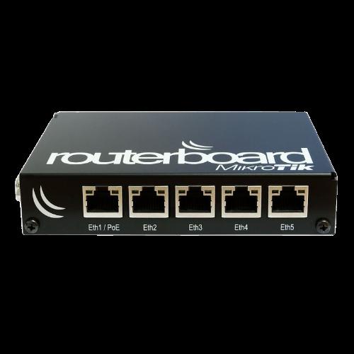 MikroTik Indoor Aluminium Case for RB450 series, CA150