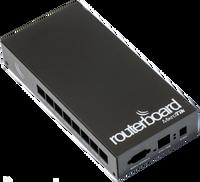 MikroTik Black Indoor Case For RB493 series, CA493