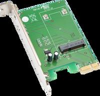 MikroTik RouterBoard 11E miniPCI-e to PCI-e Adapter, IAMP1E