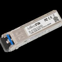 MikroTik SFP Module 1.25G SM 20km 1310nm, S-31DLC20D