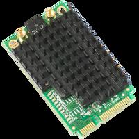 MikroTik QCA9882 80MHz High Power miniPCI-e card, R11e-5HacD