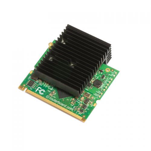 MikroTik AR9223 2.4Ghz Super HP MiniPCI MMCX, R2SHPn