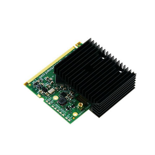 MikroTik AR9220 5Ghz miniPCI wireless card, R5SHPn