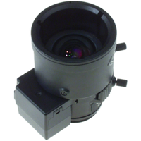 Axis 2.2-6mm F1.3 DC-I Megapixel Lens, CS, 5502-751