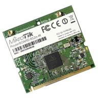 MikroTik 802.11a/b/g/n Dual Band MiniPCI MMCX Card, R52nM