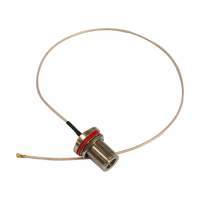 MikroTIk MMCX-N female pigtail Cable, ACMMCX