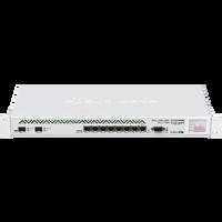 MikroTik 8 Port 2 SFP+ Ports Cloud Core Router, CCR1036-8G-2S+EM