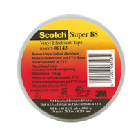 "Scotch Electrical Tape 3/4"" x 66'/10 rolls, 45193"