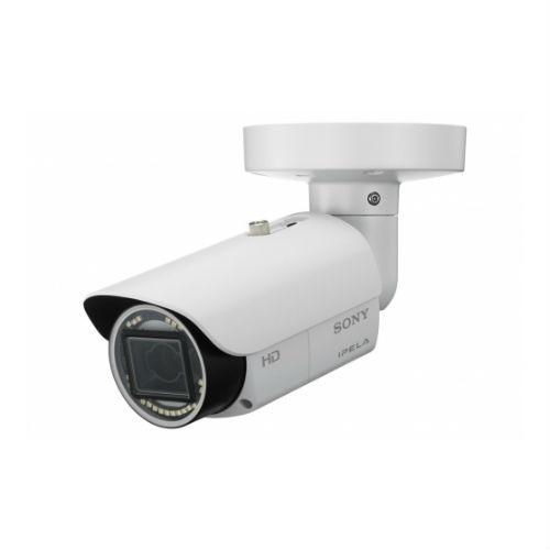 Sony 1080p/30fps Full HD Outdoor IR Bullet Network Camera, SNC-EB632R