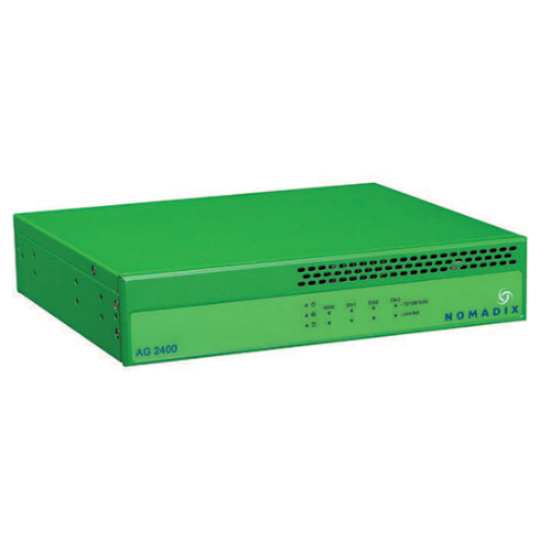 Nomadix AG 2400 Access Gateway, All Options, 949-2400-300, 949-2400-100, 949-2400-200