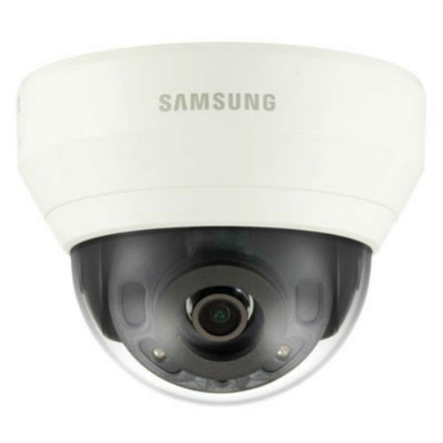 Samsung 4MP IR Dome True WDR Wisenet Q Series 2.8 ~ 12.0mm motorized varifocal lens Network Camera, All Options, QND-7080R, QNV-7080R