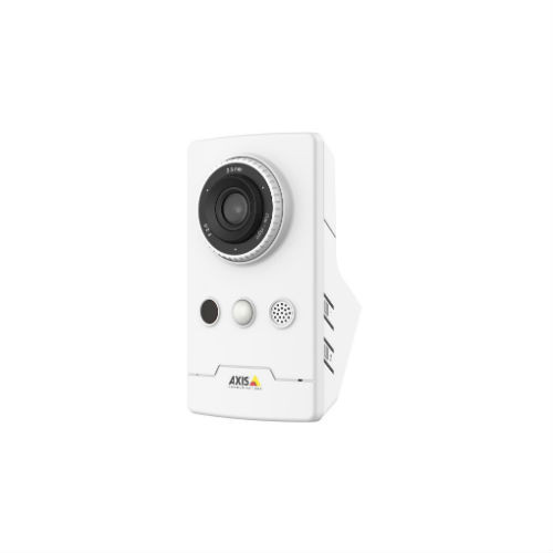 Axis Companion Series Cube LW Wireless Indoor IR Network Camera, 0892-004