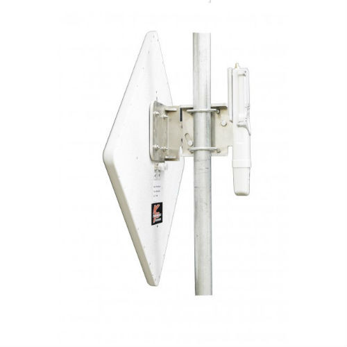 KP Performance 13.5 dBi 900Mhz Dual Pol Flat Panel Antenna 3-Pack, KPPA-900DP-FP