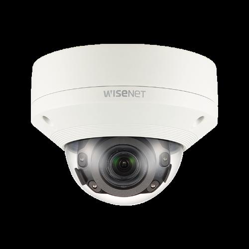 Samsung 2Mp Vandal-Resistant Dome Network Camera, XNV-6080R