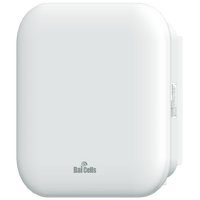Baicells Nova 227 3.5GHz 250mW,Outdoor Base Station - LTE Release 9, 250 Milliwatt (24 dBm), 2 Port, 13 dBi antenna, 3.5 GHz, Band 42/43/48, Integrated 65 Degree Antenna, pBS2120