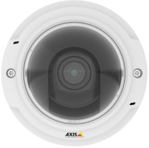 AXIS P3375-V, Fixed Dome with Support for WDR-Forensic Capture, 01060-001