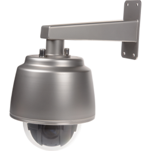AXIS Q6055-S 60HZ, Outdoor Stainless Steel PTZ Dome 1080p, 32x