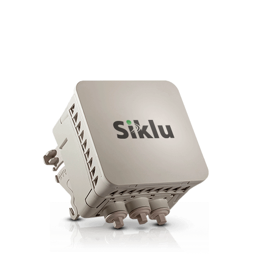 Siklu EtherHaul 710TX 700Mbps Rate Upgradeable to 1GB, 70GHz TDD PoE ODU Connectorized Antenna, EH-710TX-ODU-EXT