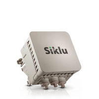 Siklu EtherHaul 710T 100Mbps Rate Upgradeable to 1GB, 70GHz TDD PoE ODU Connectorized Antenna, EH-710T-ODU-EXT