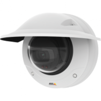 AXIS Q3515-LVE, Outdoor Fixed Dome Network Camera, 1080p, 22mm,  01046-001