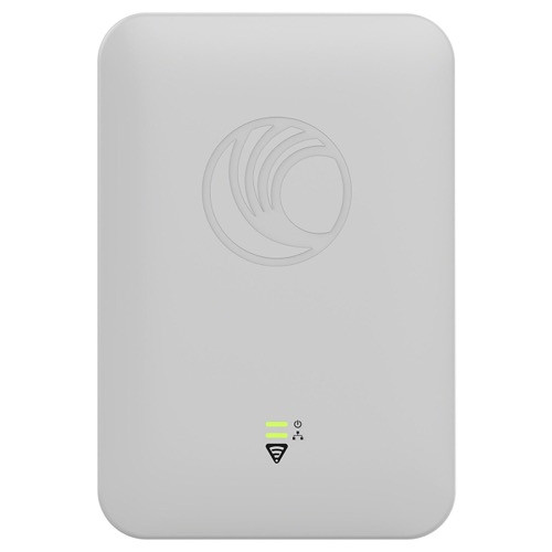 Cambium cnPilot e502S Outdoor WiFi Access Point with 30 degree Integreated Sector Antenna, PoE Injector and Tilt Bracket, PL-502SP00A-US