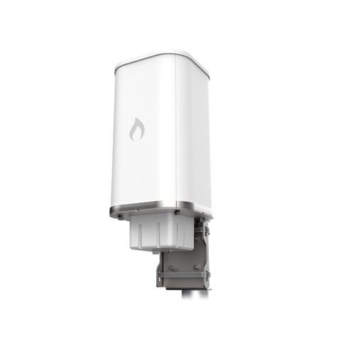 Ignitenet MetroLinq 10G Tri-Band Omni Cloud-Enabled Outdoor 60 + 5 + 2.4 GHz base-station, ML-60-10G-360