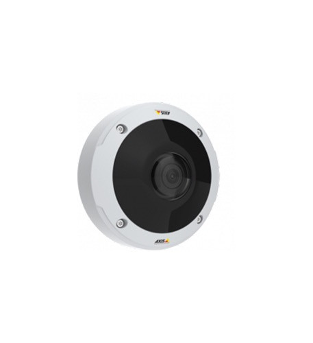 AXIS M3057-PLVE, 6 MP outdoor-ready dome with 360Ì´åÁ panoramic view and IR illumination, 01177-001
