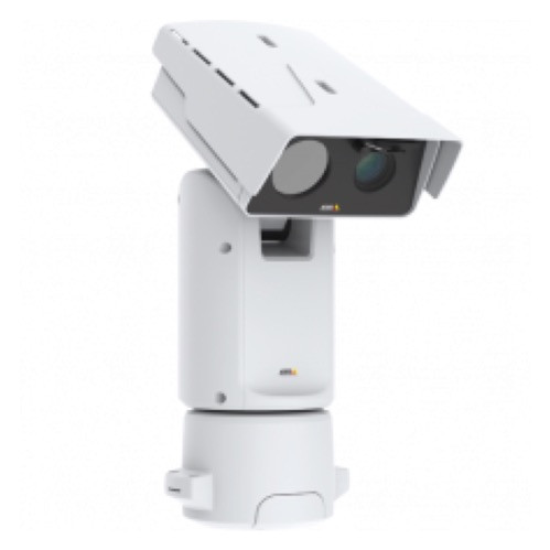 AXIS Q8742-E 35MM Bispectral PTZ Network Camera, 8.3 FPS 24 V, 0827-001
