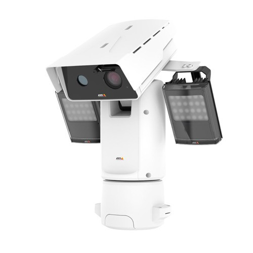 AXIS Q8742-LE Zoom Bispectral PTZ Network Camera, 8.3 FPS 24 V, 01018-001