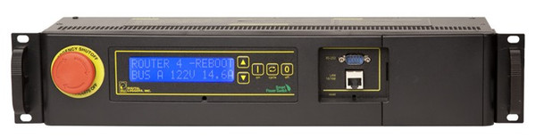 Digital Loggers Ethernet Power Controller III w/ LCD, EPCR6