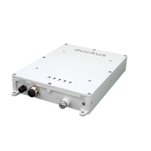 Ruckus Wireless E510 Embedded Outdoor Access Point with Eternal Antennas, 901-E510-US01
