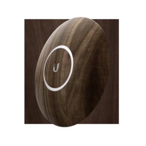Ubiquiti WoodSkin for UniFi nanoHD 3pk, nHD-Wood-3