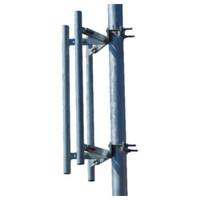 McCown Technology Triple Pipe Mount, 800-M-TOW-TRIPLE