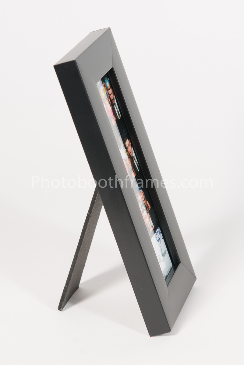Photo Booth Frames for Photo Booth Strips premium frame with glass 2x6