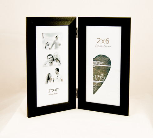 Double Photo Booth Frame