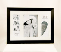 Photo Booth Wall Frame for multiple pictures.