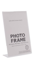 4 x6 Acrylic Picture Frames, Sign Holders 4x6 Vertical