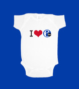 6abc I Love 6abc Onesie