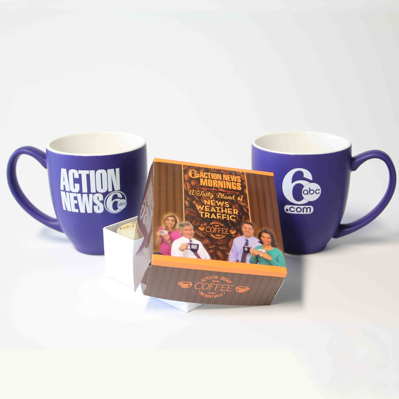 6abc Coffee Combo Pack 2 - 6abc Store