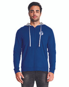 6abc Adult Next Level Full Zip Hoodie