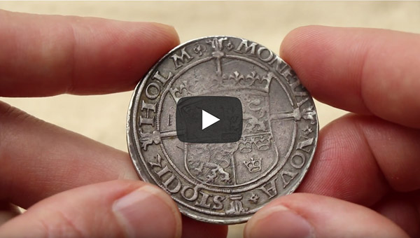 Episode 6: Part 1 of 2: Rare Coin Special: Sweden 1534 Daler Gustav Vasa