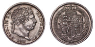 Great Britain George III 1817 Shilling