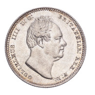 Great Britain William IV 1835 Shilling Nearly UNC