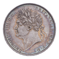 Great Britain George IV 1821 Crown EF