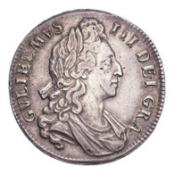 Great Britain William III 1696 Crown